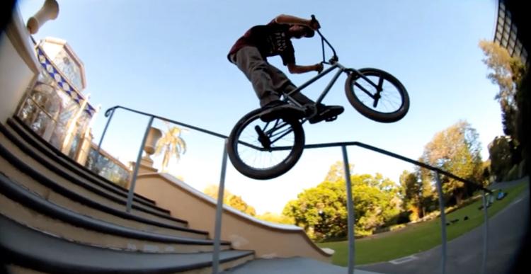 Sam Waters Wethepeople BMX Little Black Bike Video