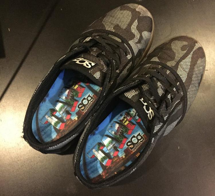 SCg Shoe Co. LoPro Tactical