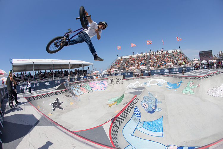 Vans BMX Pro Cup Huntington Beach Qualifier