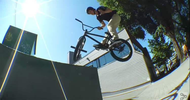 Wethepeople BMX Vancouver Teaser