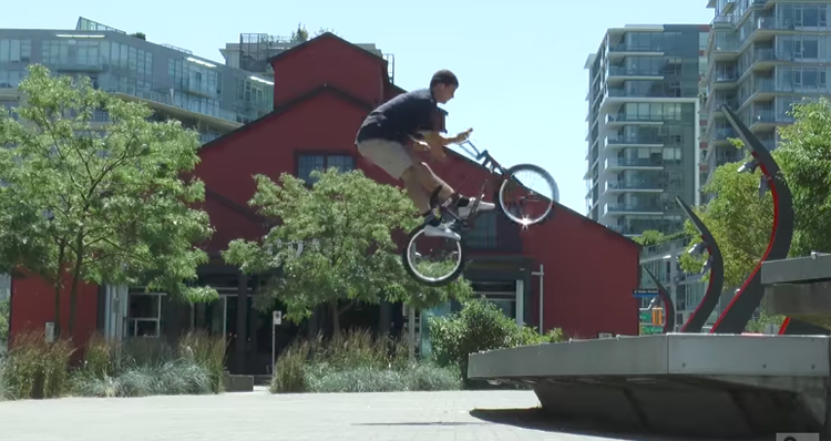 Wethepeople BMX In Vancouver Video