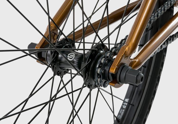 2018 Wethepeople BMX Audio 22 Inch Complete Bike