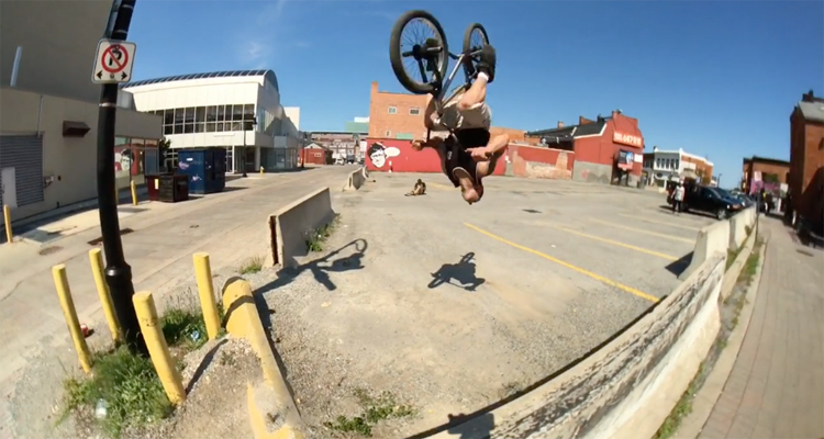 BMXFU Frig Tape BMX video