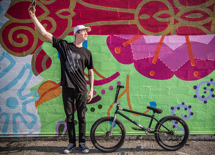 Hoffman Bikes Cody Anderson Bike Check BMX