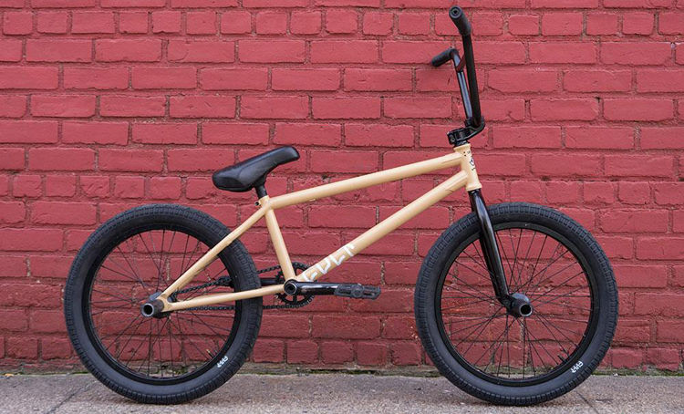 Cult BMX Dan Foley Bike Check