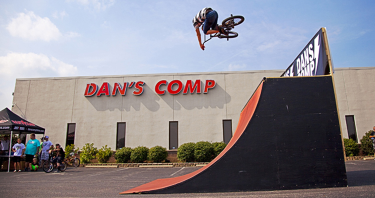 Dan's Comp Bankrupt BMX Team Scott Towne Cut
