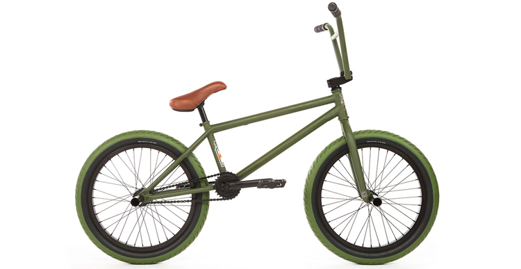 Fit Bike Co. 2018 Brandon Begin Signature Complete BMX Bike