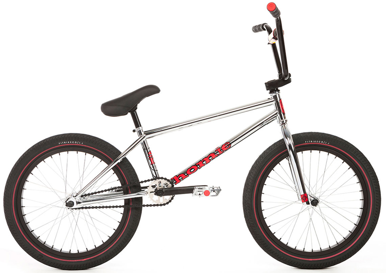 Fit Bike Co 2018 MAC Signature Complete BMX Bike