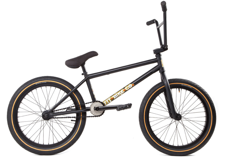 Fit Bike Co. 2018 Matt Nordstrom Signature Complete BMX Bike