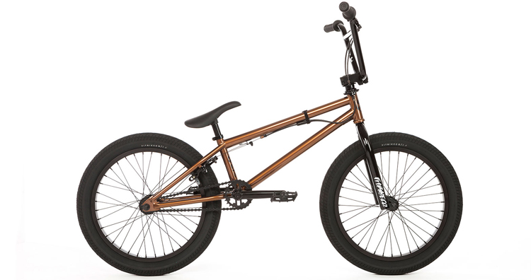 Fit Bike Co 2018 PRK Complete BMX Bike