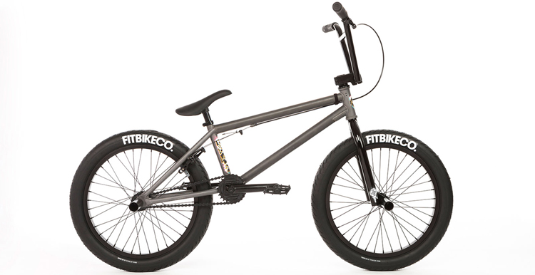 Fit Bike Co. 2018 STR Complete BMX Bike