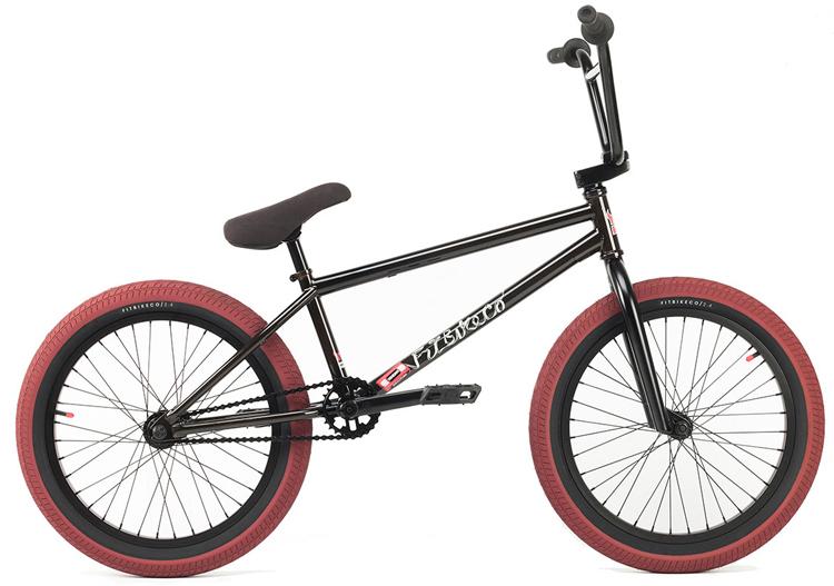 Fit Bike Co. 2018 Van Homan Signature Complete BMX Bike