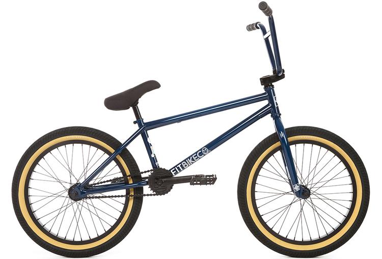 Fit Bike Co. 2018 Justin Spriet Signature Complete BMX bike