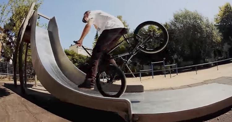 New Era BMX 14 Hours In Germany BMX video