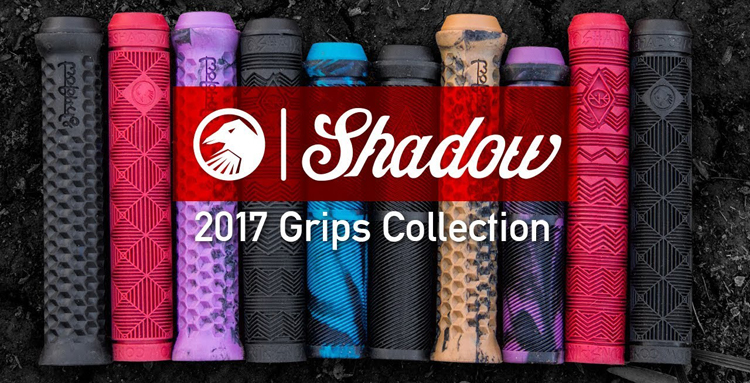 Shadow Conspiracy 2017 BMX Grips Collection