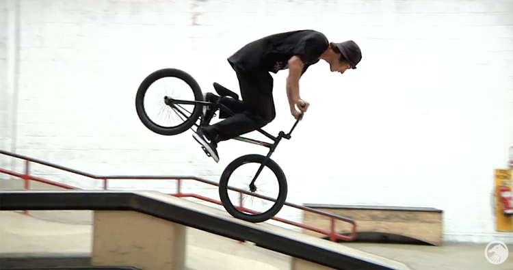 Shadow Conspiracy Subrosa World Tour BMX United Kingdom UK