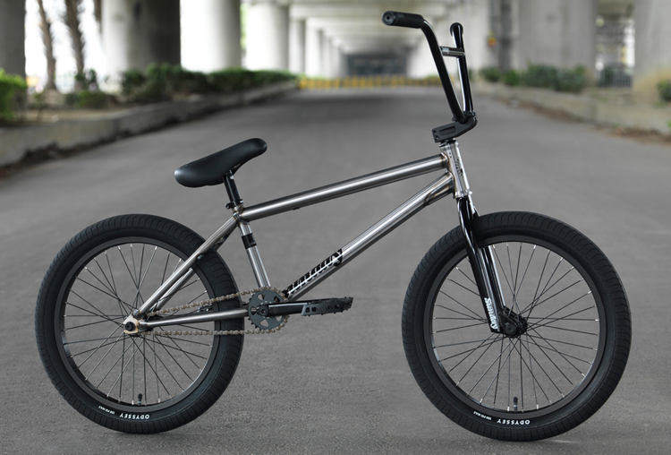 Sunday Bikes 2018 Chris Childs Signature Complete BMX Bike