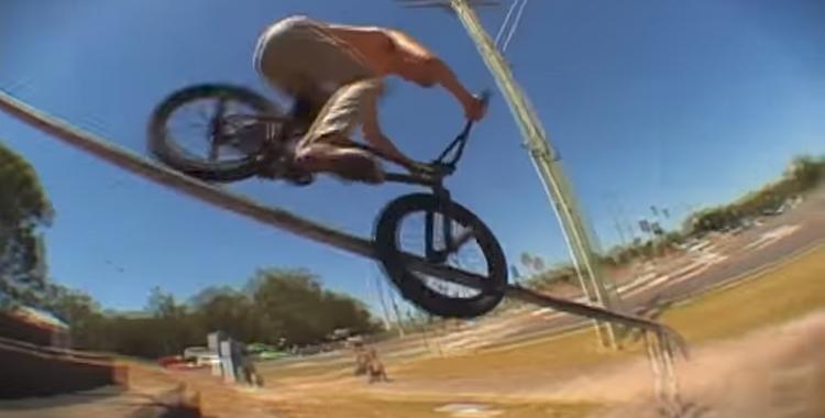 Tempered Dynasty Crew Dylan Steinhardt BMX video