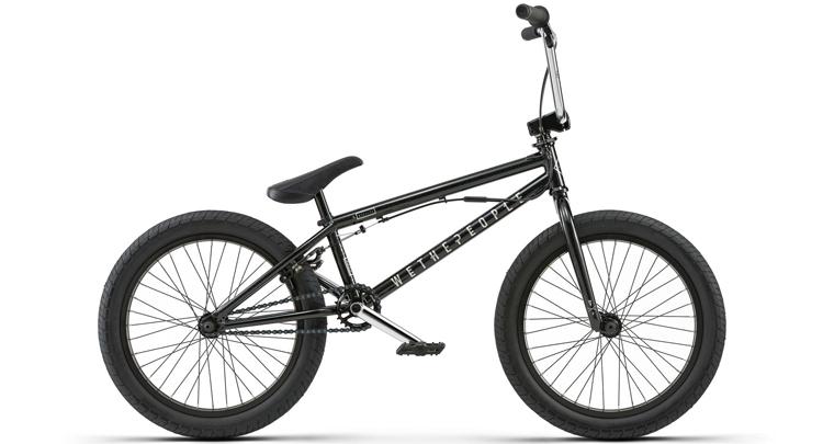 Wethepeople BMX 2018 Versus Complete BMX Bike