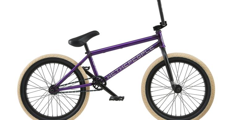 Wethepeople BMX 2018 Complete BMX Bikes Reason