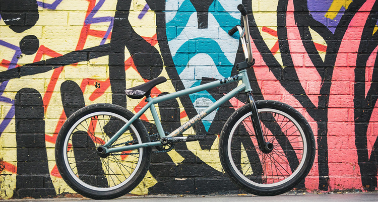 BSD BMX Dan Paley Bike Check