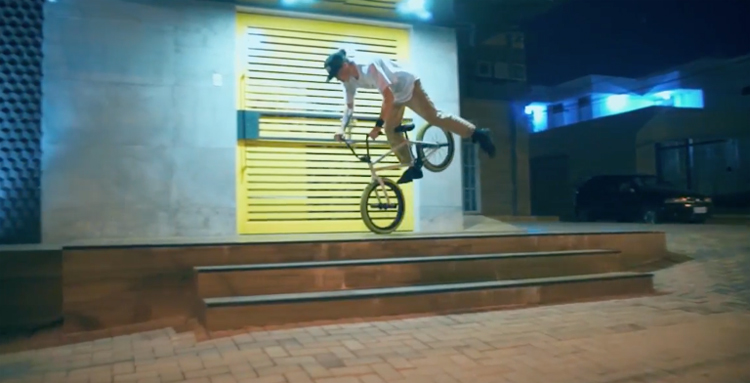 Dream BMX Caique Gomes Video