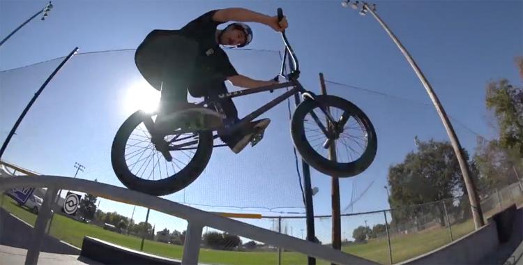 Fit Bike Co Free Candy Tour BMX video F Log