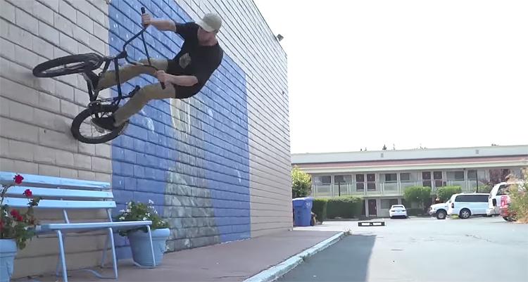 Fit Bike Co. Horror Picture Morgan Long BMX video