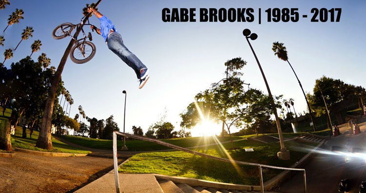 Gabe Brooks Tribute BMX Videos