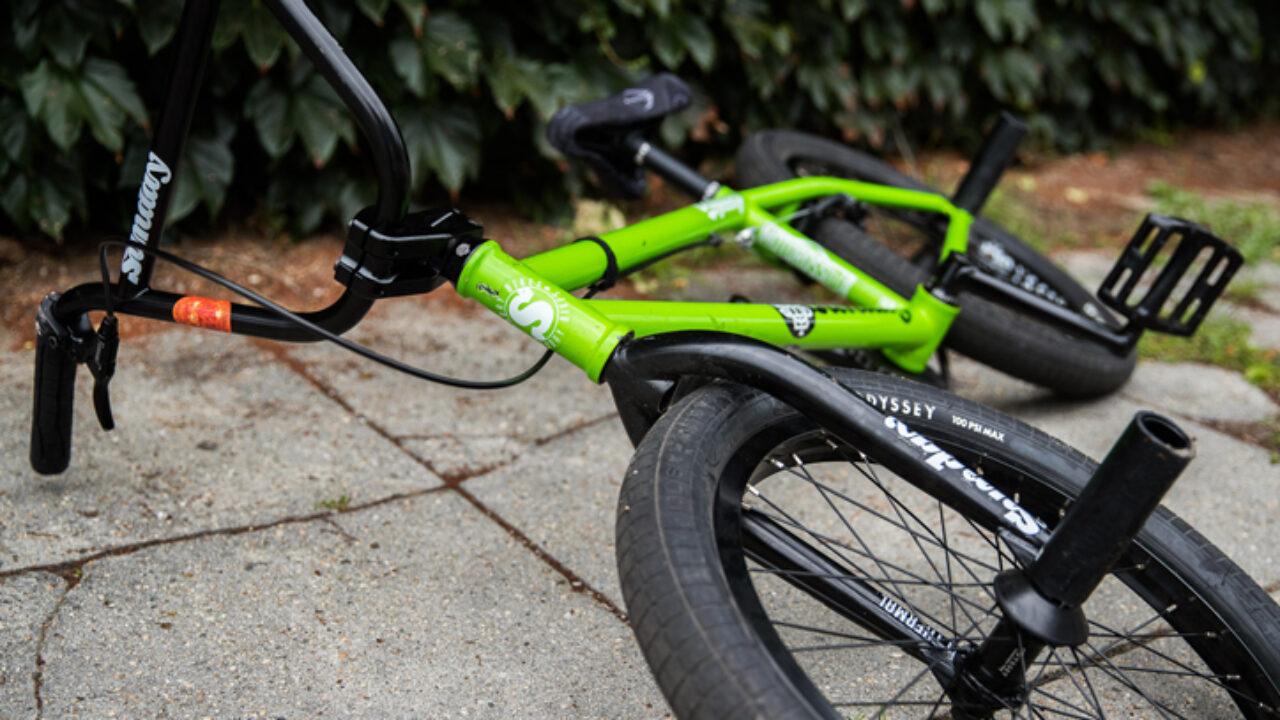 Odyssey BMX - Aaron Ross Bike Check