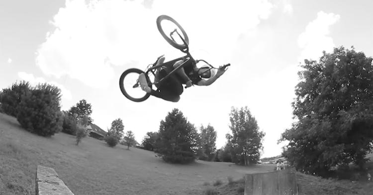 Pierre Blondel 3-6-5 BMX Video
