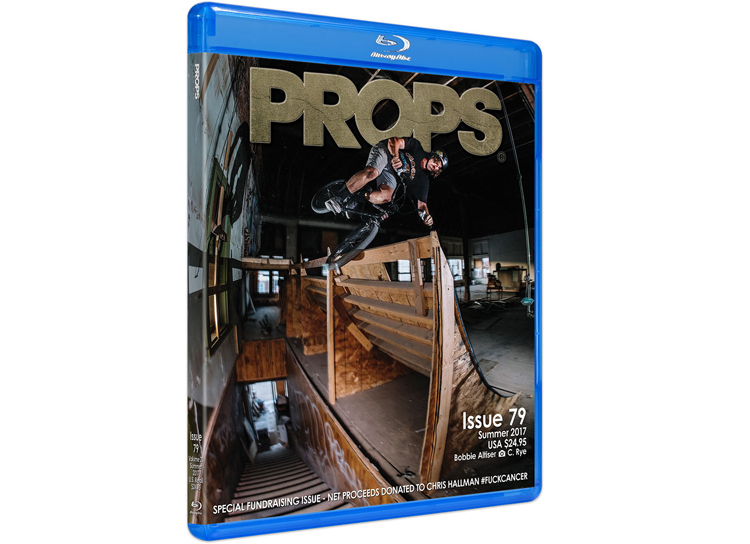 Props BMX Issue 79 Pre-Order