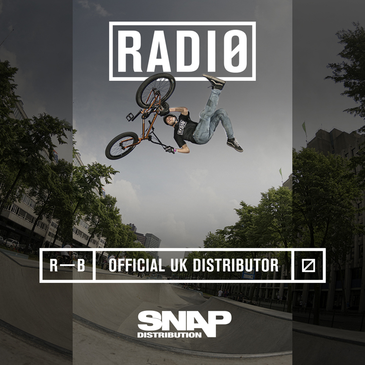 Radio Bikes Snap Distribution UK