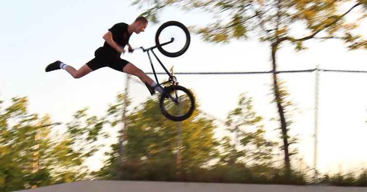 Soulcycle BMX Emile Bouwman BMX Video