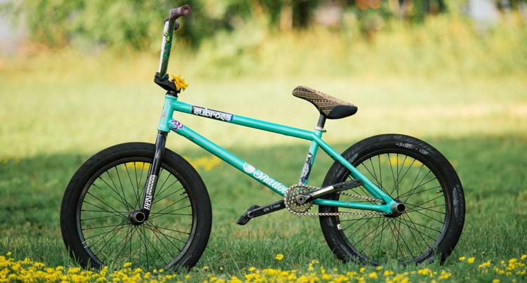 Subrosa Brand Joris Coulomb BMX Bike Check