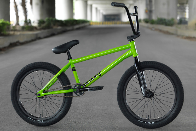 Sunday Bikes 2018 Aaron Ross Signature Forecaster Complete BMX BIke