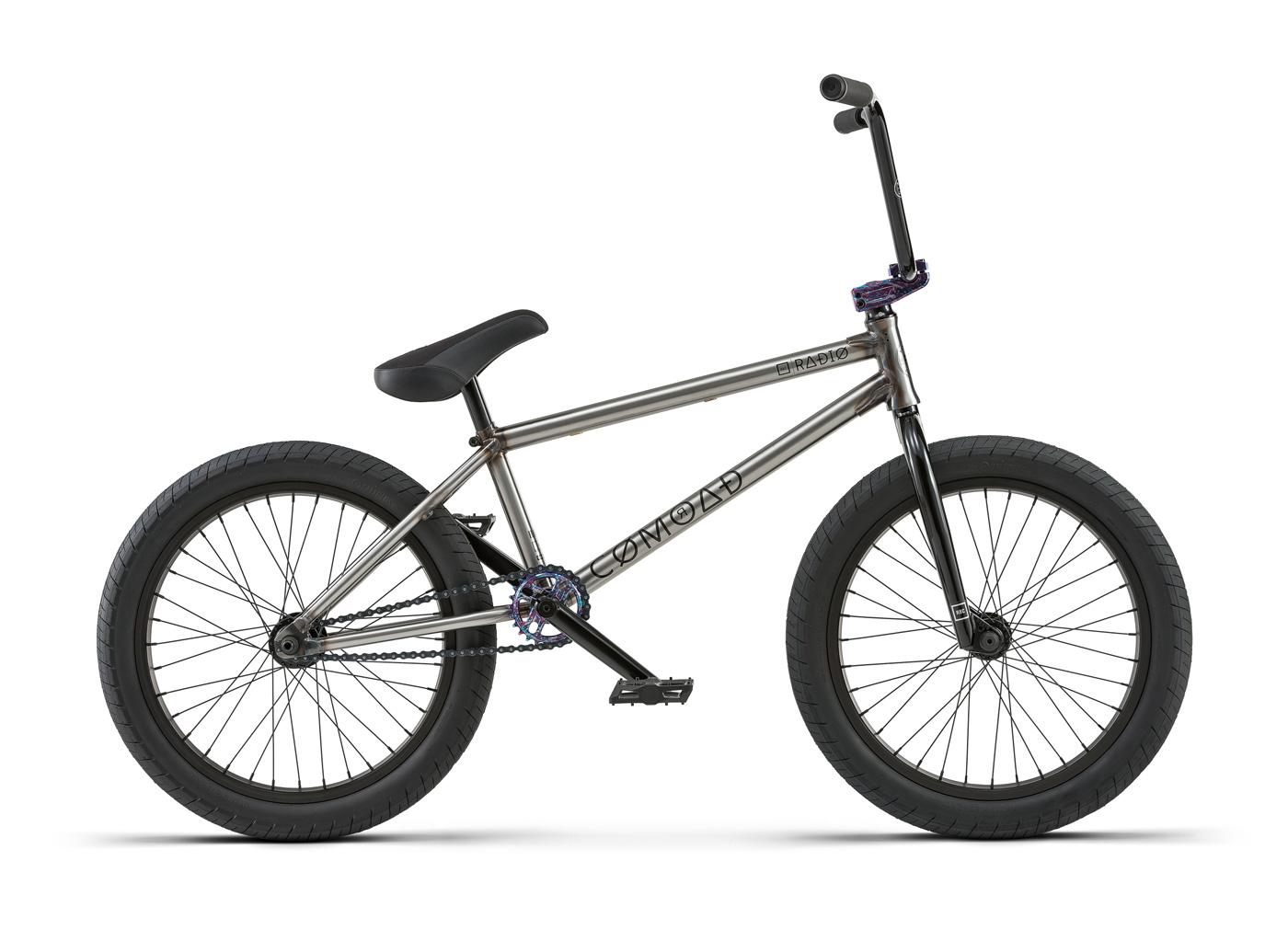Radio Bikes 2018 Complete BMX Bike Comrad