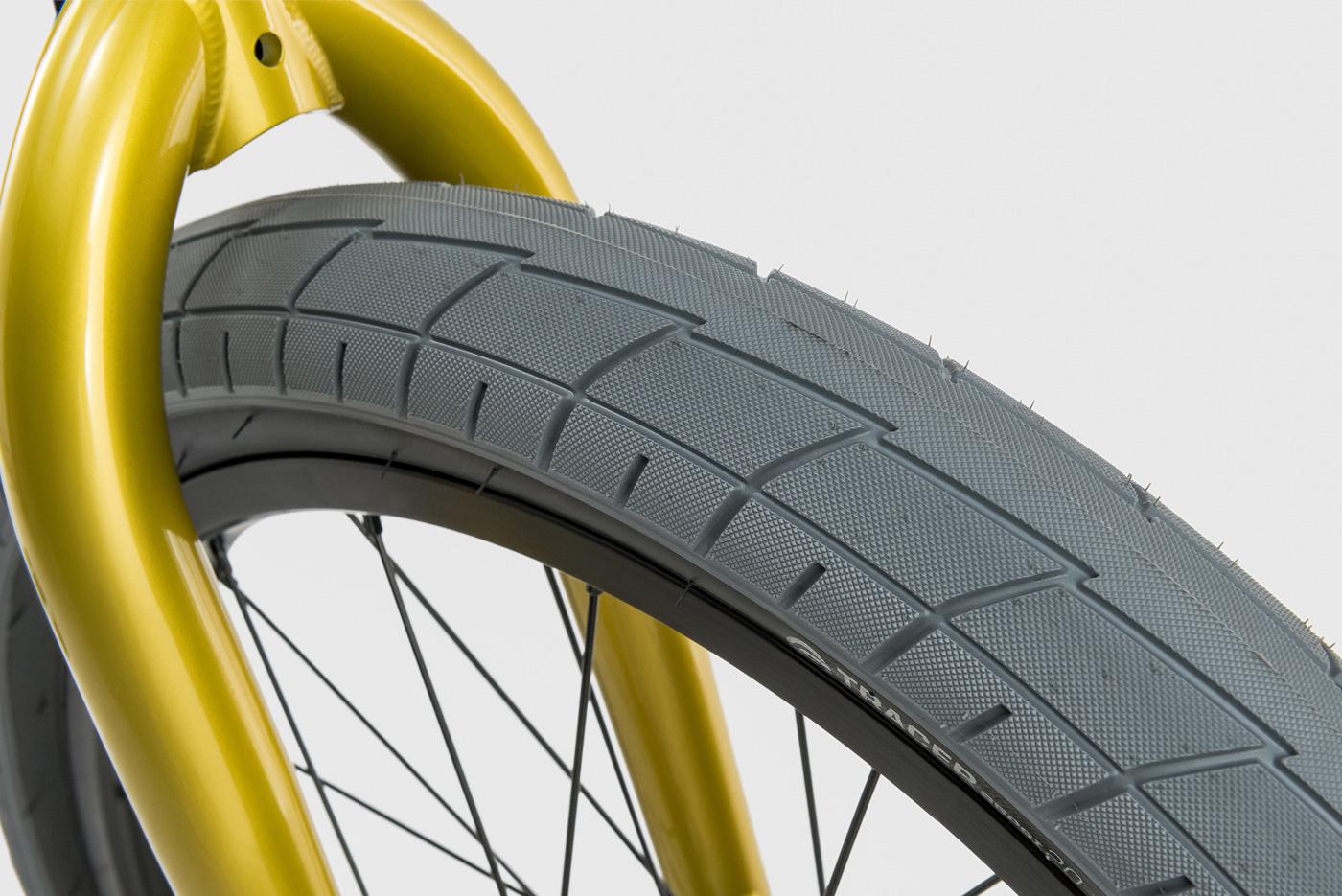 Radio Bikes 2018 Valac Complete BMX Bike