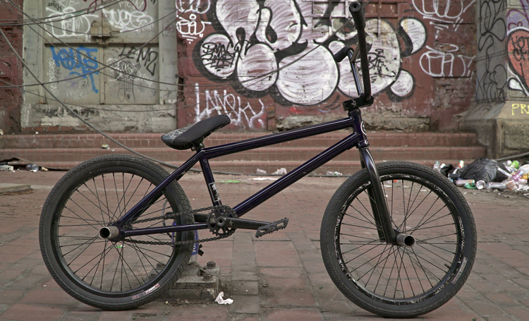 Animal Bikes Pegy Bike Check BMX
