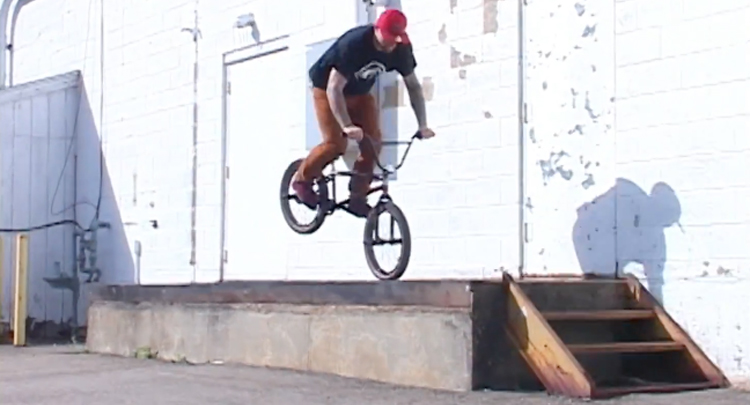Animal Bikes Streets Finest Series BMX Video LFS Crew
