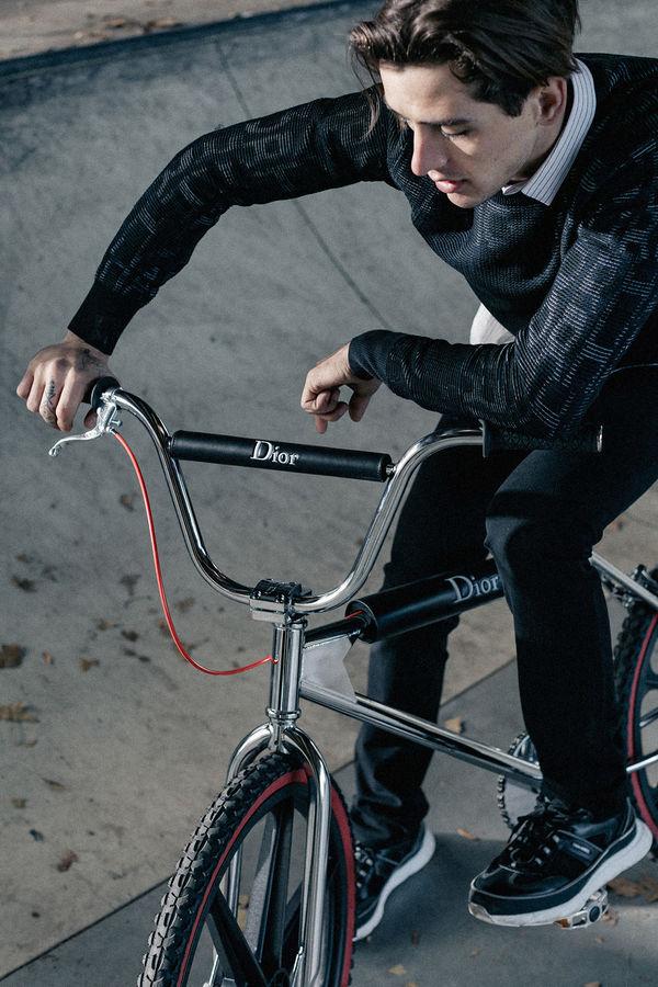 Dior Homme BMX Bike Austin Augie