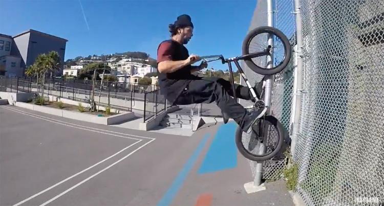 Baygame BMX video