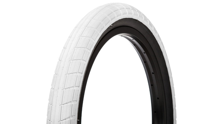 BSD Donnasqueak BMX Tire White