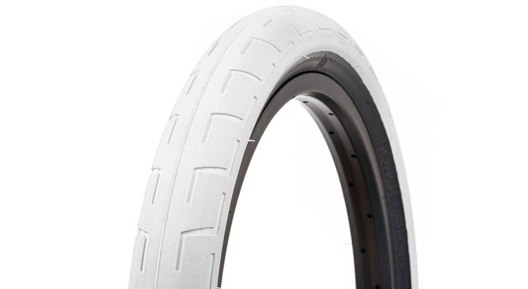 BSD BMX Donnastreet Tire White