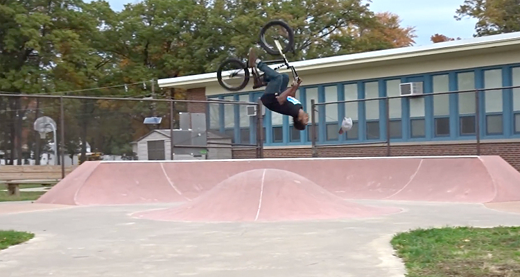Casey Starling Is Really Really Good BMX video