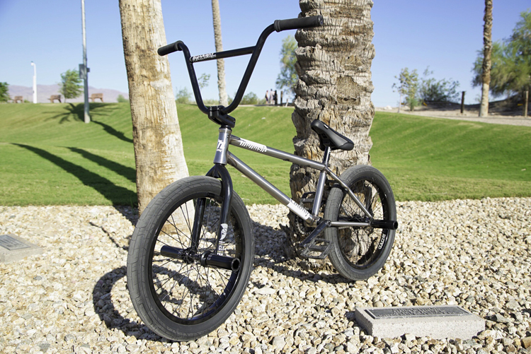 Colony BMX Chris Bracamonte Bike Check Monash