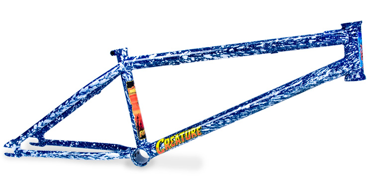 Fiction BMX Creature Frame