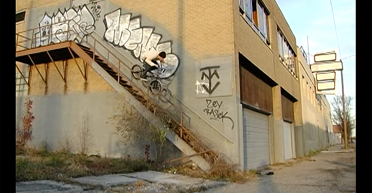 The Michigan Video II BMX video
