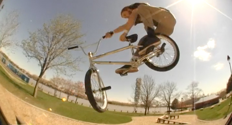The Michigan Video II Nick Bullen BMX video