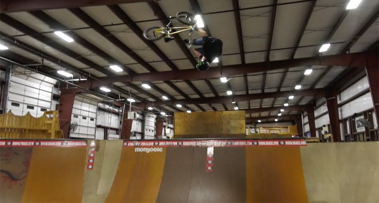 Monster Army Brian Fox DDASC BMX video